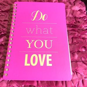 """""""Do What You Love"""" Journal Notebook"""